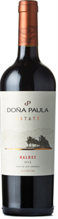 Dona Paula Malbec Estate 2015 750ml